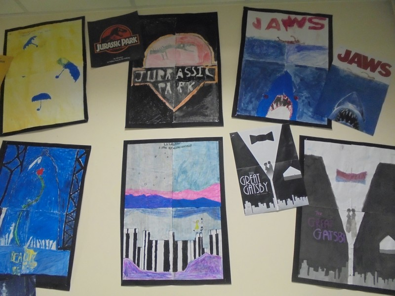 Hollywood Class - Art Work (5)