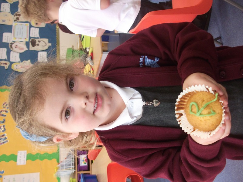 The Great Hawkinge Bake Off (1)