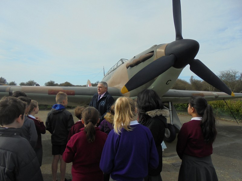 Battle of Britain Visit (2)