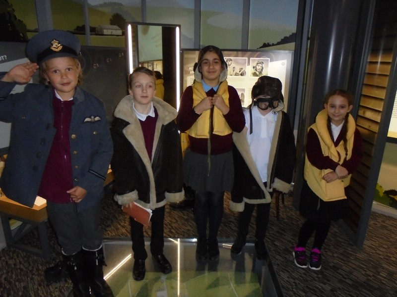 Battle of Britain Visit (20)