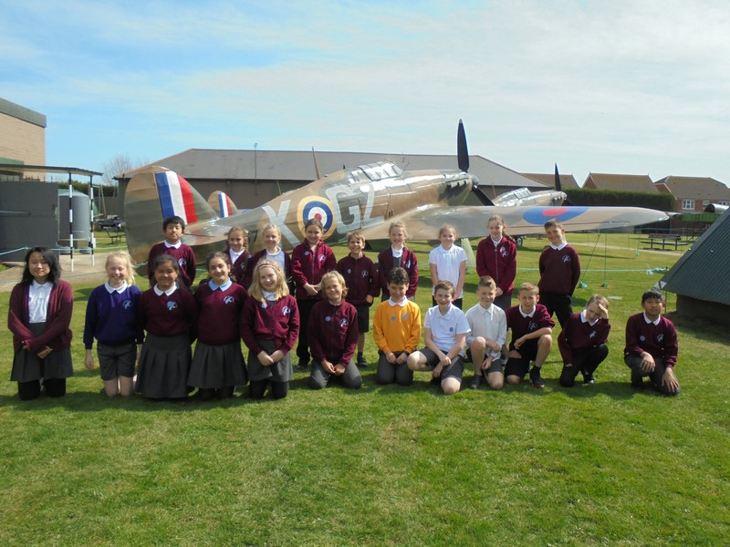 Battle of Britain Visit (25)
