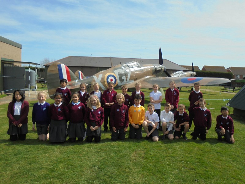 Battle of Britain Visit (26)